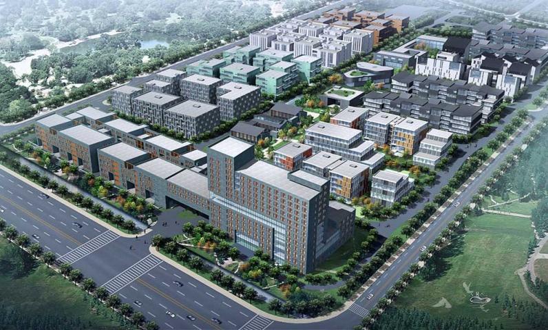上海创研智造产业园